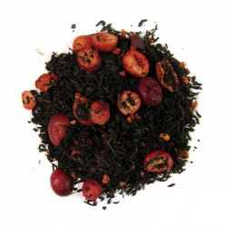 Thé noir Cranberry