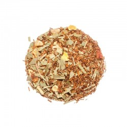 Thé rouge Rooibos Mangue...