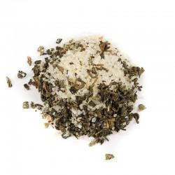 Sel au thé vert et gingembre