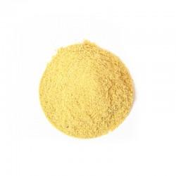 Moutarde jaune en poudre