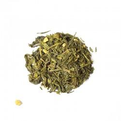 Thé vert Sencha Gingembre