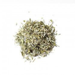 Thé blanc Lavande