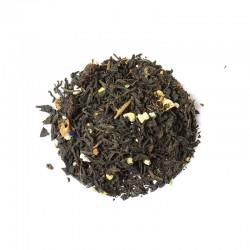 Thé noir Yuzu