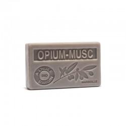 OPIUM MUSC- Savon huile...
