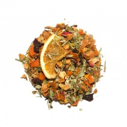 Tisane orange pamplemousse