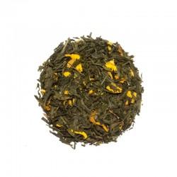 Thé vert Sencha Pêche