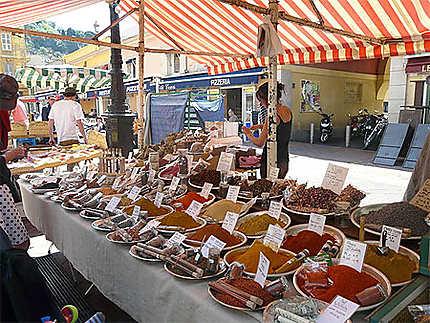 Les épices de Nice